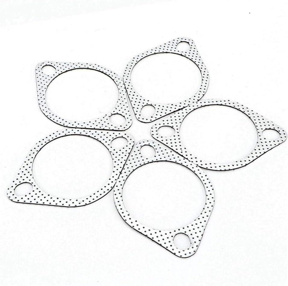 Broco 5Pcs 3  Ceramic Auspuff Metall Dichtung mit verst/ärktem Ring 3in 76mm Downpipe