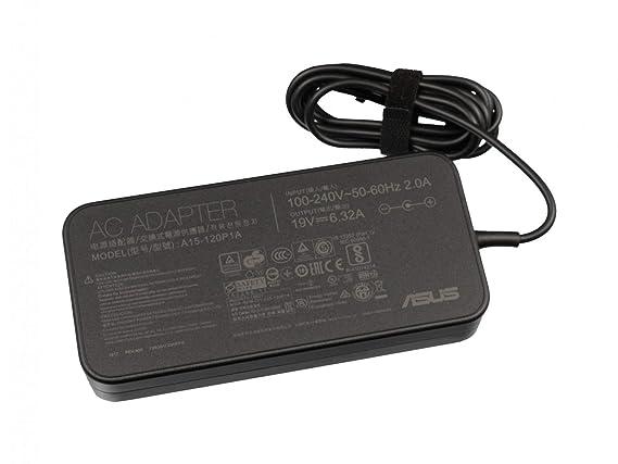 Cargador / adaptador original para Asus GL552VW Serie: Amazon.es ...