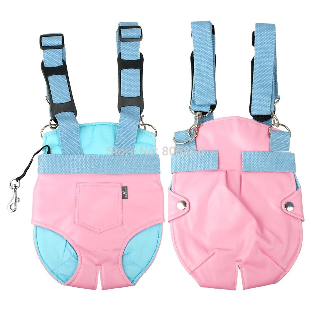 bluee L bluee L TecGeo(TM) Brand Dog Puppy Front Shoulder Backpack Pet Carrier Bags Legs Out