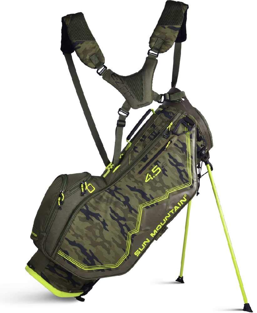 4005dbd153 Amazon.com : Sun Mountain 2019 Womens 4.5 Ls Stand Bag Grey/Blue : Sports &  Outdoors