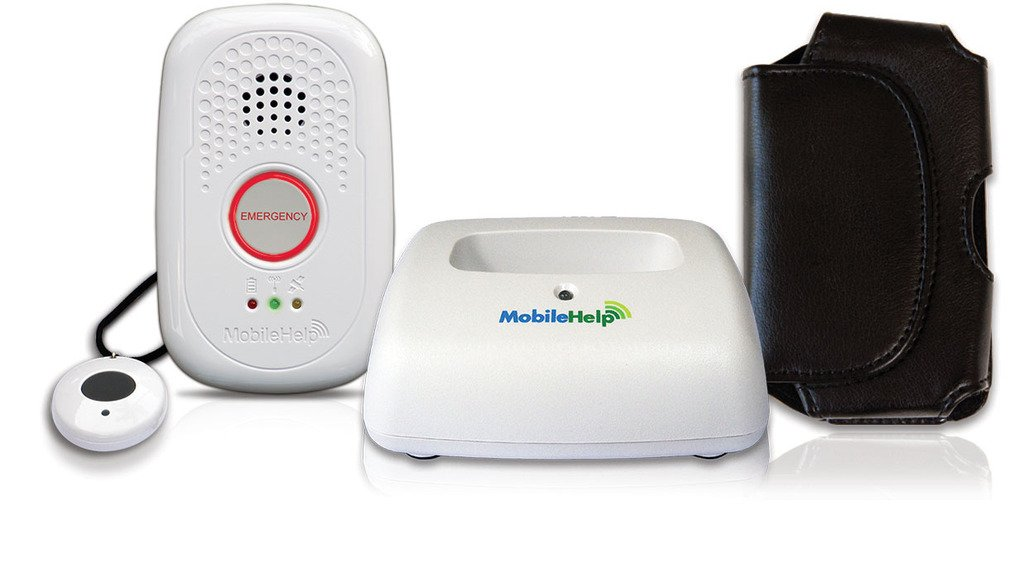 MobileHelp Solo - Mobile Medical Alert System for Seniors. On the Go Remotely Activated, Nationwide GPS, 3 Months of Extended...