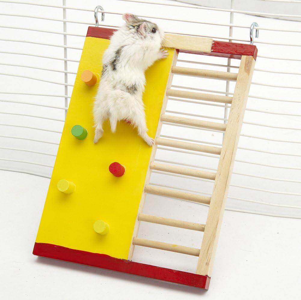 Escalera para ardillas