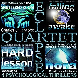 Eclipse Quartet: 4 Psychological Thrillers