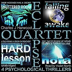 Eclipse Quartet: 4 Psychological Thrillers