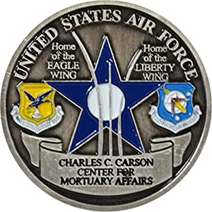 Dover Air Force Base Challenge Coin