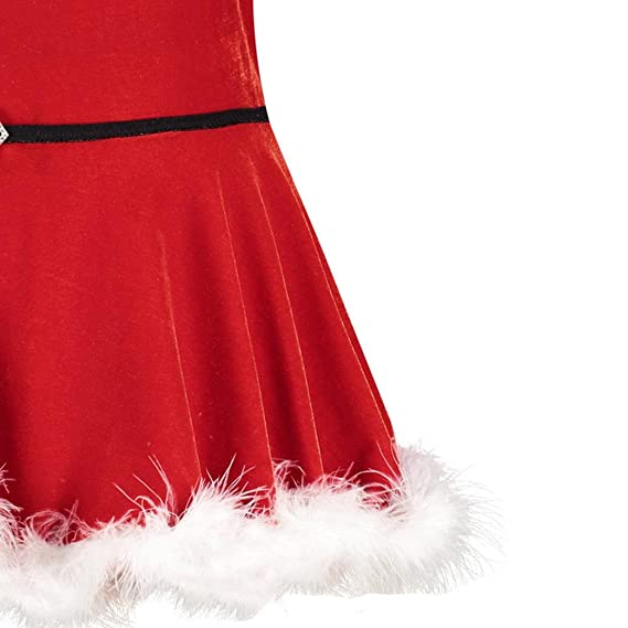 Amazon.com: Vovotrade Christmas Costume Lingerie Fashion Women Plus Size Sexy Muslin Underwear Spice Temptation Mini Skirt: Clothing