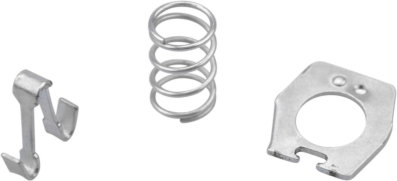 RVMATE Water Heater Cam Lock Steel Fastener 2 Pack