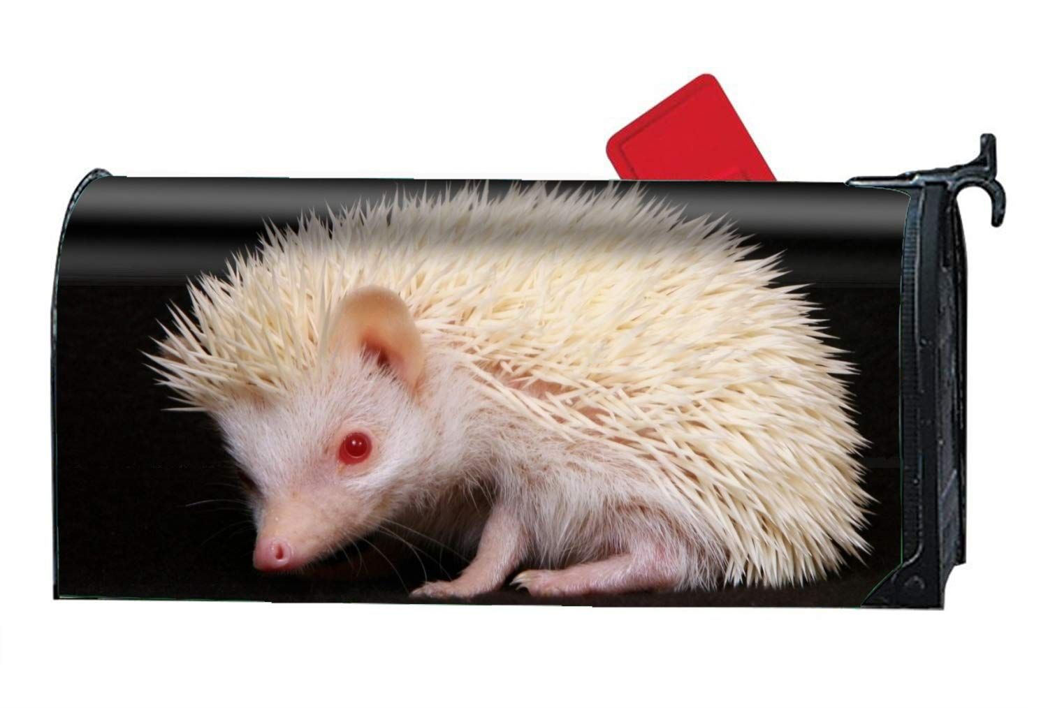 WilBstrn Mailbox Cover Animal Hedgehog Standard Mailboxes Makeover