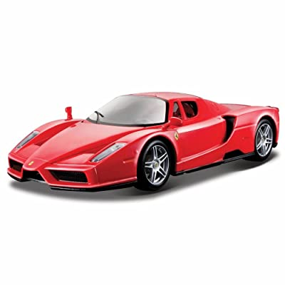 Ferrari Enzo Red 1/24 by Bburago 26006: Toys & Games