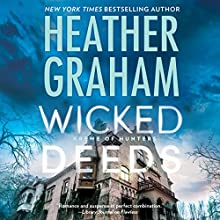 Wicked Deeds: Krewe of Hunters, Book 23 Audiobook by Heather Graham Narrated by Luke Daniels