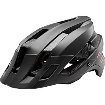 Fox bicicleta casco Lady Flux Dusty Rose, Tamaño S/M
