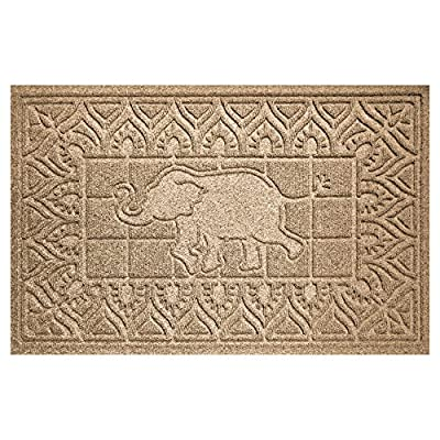 Bungalow Flooring Aqua Shield Siam I Am Elephant Mat