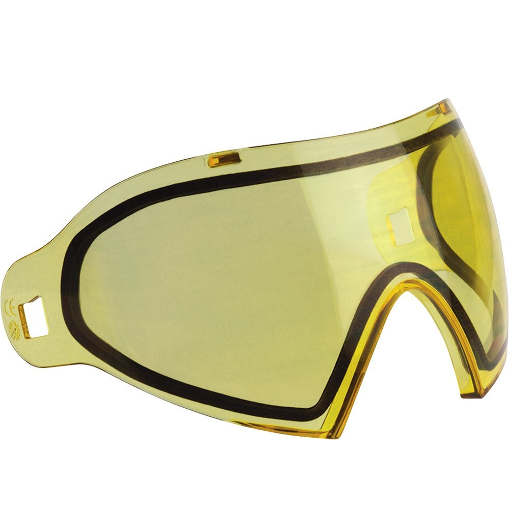 Dye Paintball i4/i5 Goggle Thermal Replacement Lens (Yellow) by Dye