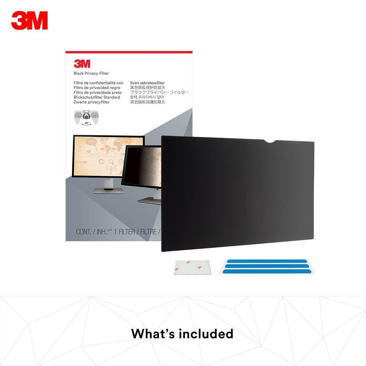 11.6 inch Widescreen 16:9 3M PF116W9B Privacy Filter PF11.6W9
