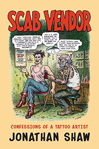 (Scab Vendor: Confessions of a Tattoo Artist)