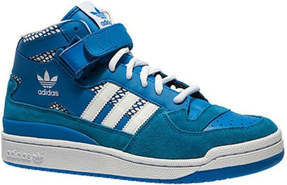 adidas – foro Mid RS – Zapatillas de baloncesto: Amazon.es ...