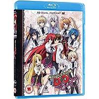 High School DxD Season 3 [Dual Format] [Blu-ray] [UK Import]