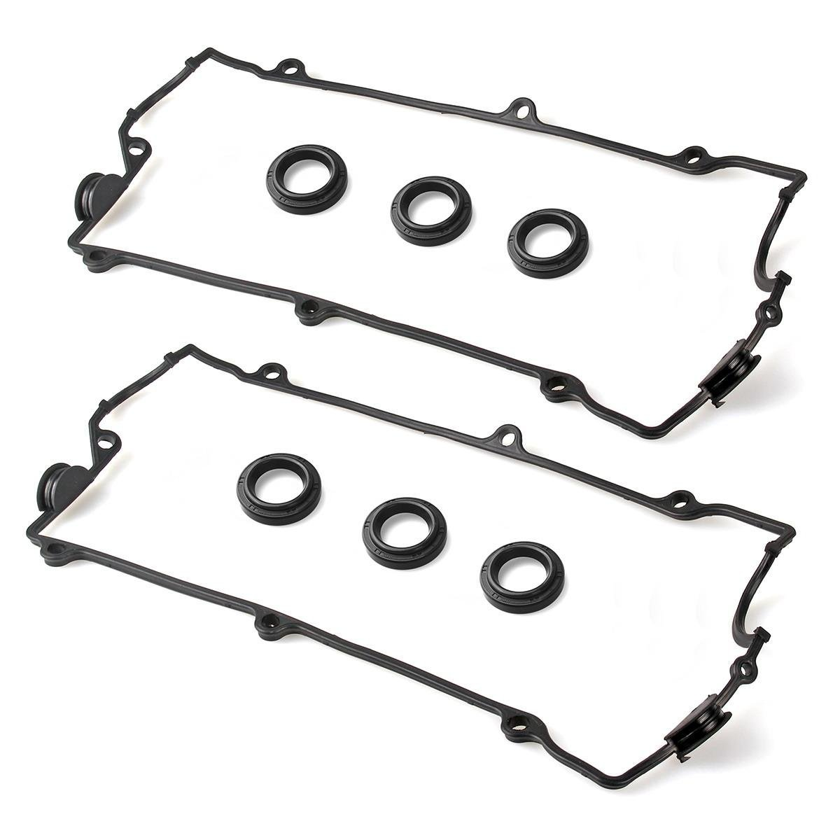 Vincos Engine Valve Cover Gasket Set Fits For Hyundai 2004 Kia Diagram Santa Fe 27l Dohc V6 24v Automotive
