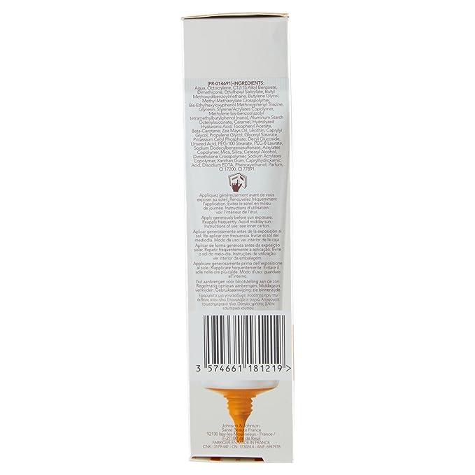 ROC Soleil Protect - Fluido Iluminador, Anti-Edad, SPF50, 50 ml: Amazon.es: Salud y cuidado personal