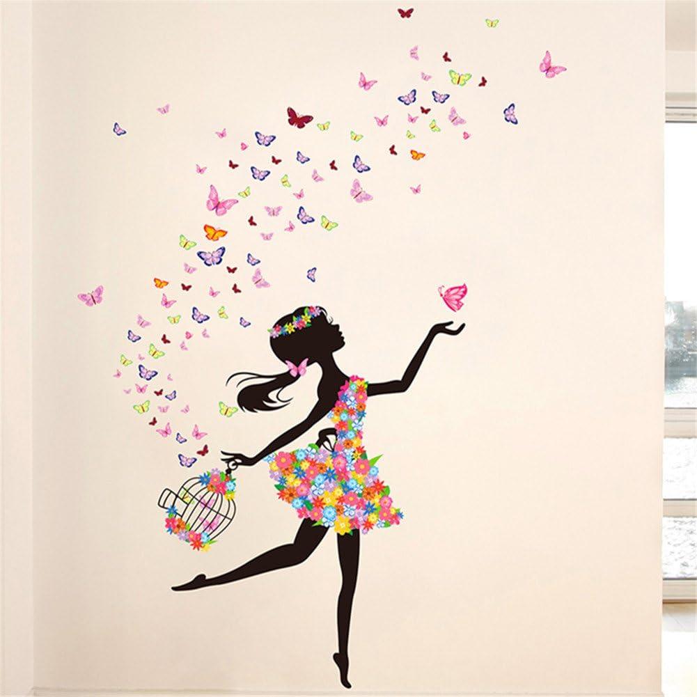 1pcs Autocollant mural de d/écoration dint/érieur par