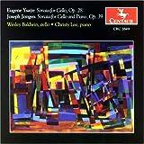 Image of Sonatas for Cello & Piano