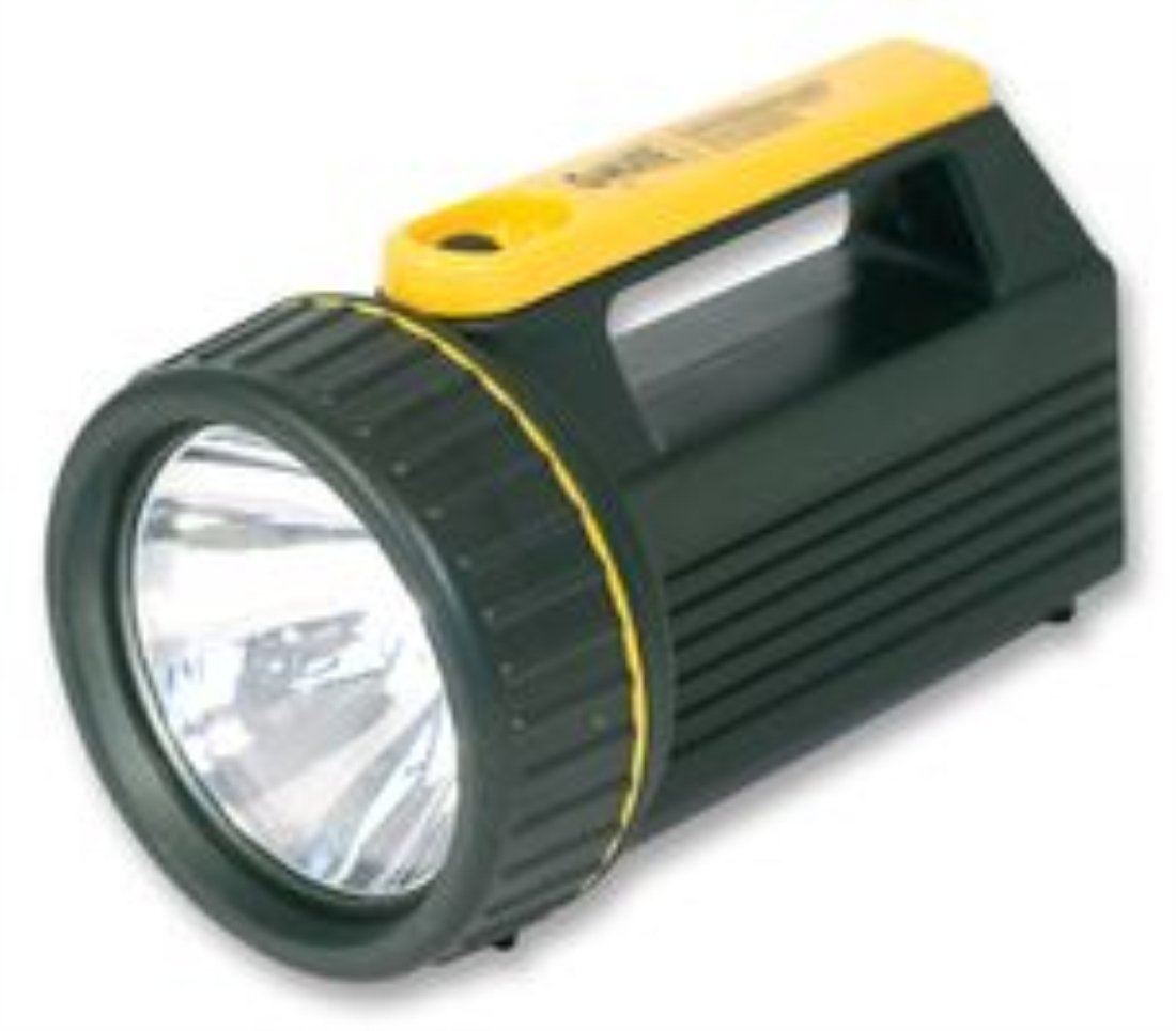 CLASSIC RECHARGEABLE TORCH CLU10 By CLULITE CLU10-CLULITE_IT