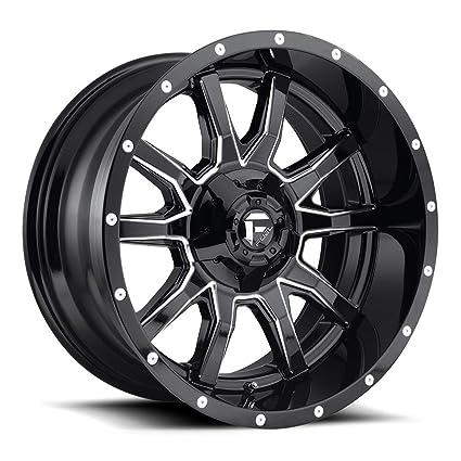 Fuel Wheels 20X9 >> Amazon Com 20x9 Fuel Offroad Wheels Vandal D627 6x135