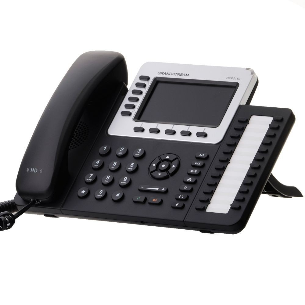 Grandstream GS-GXP2160 Enterprise IP Telephone VoIP Phone and Device by Grandstream (Image #1)