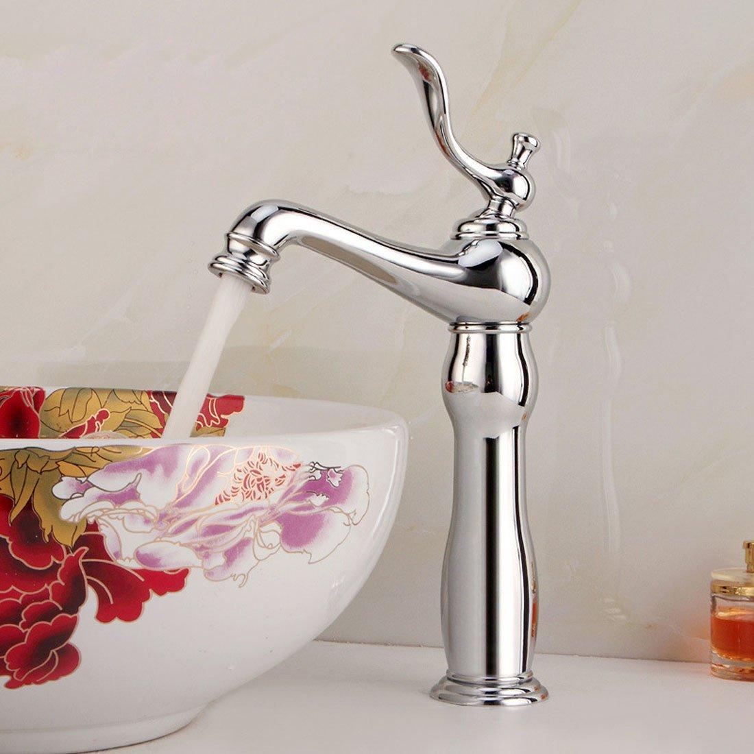 MDRW-Antique copper bath bathroom faucet