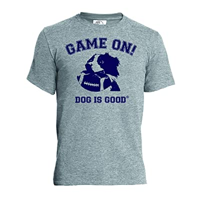 Dog is Good Game On Unisex Short Sleeve T-Shirt - Great Gift for Dog Lovers | .com