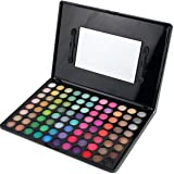 FantasyDay® 88 Colori Palette Ombretti Cosmetico Tavolozza per Trucco Occhi #1 - Adattabile a Uso Professionale che Privato