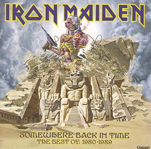 Somewhere Back in Time: The Best of 1980-1989 by Iron Maiden [Music CD] (Iron Maiden Best Hits)