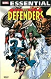 img - for Essential Defenders - Volume 7 (Marvel Essential) by Gillis, Peter B., Nocenti, Ann (May 21, 2013) Paperback book / textbook / text book