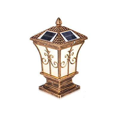 Xing Hua Home Eclairage Solaires Lampe Solaire Phare Extérieur Lampe