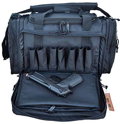 Explorer Tactical Range Ready Bag 18-Inch Black