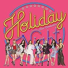 SNSD GIRLS' GENERATION - Holiday Night (Vol.4) CD+Photobook+Poster+Free Gift