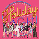 SNSD GIRLS' GENERATION - Holiday Night [Holiday ver.] (Vol.6) CD+Photobook+Folded Poster+Free Gift