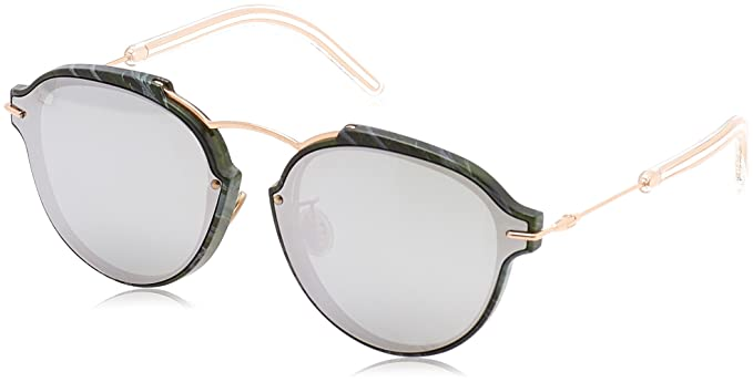 01eb847c2ede Image Unavailable. Image not available for. Color  Christian Dior Unisex  Cd Reclat 60Mm Sunglasses