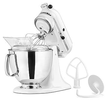 amazonde kitchenaid kchenmaschine artisan wei 5ksm150psewh - Kitchenaid Kuchenmaschine Artisan Weis 5ksm150psewh