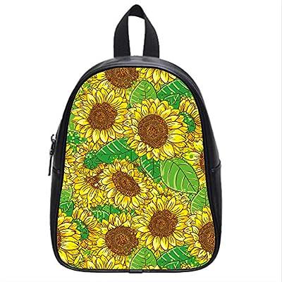 AHOMY Flower Paisley Messenger Bag Small Travel School Sling Bag Crossbody Bag