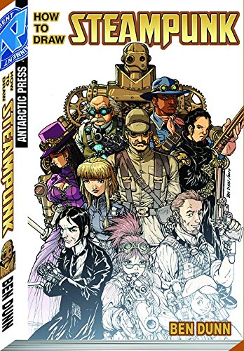 How to Draw Steampunk Pocket Manga