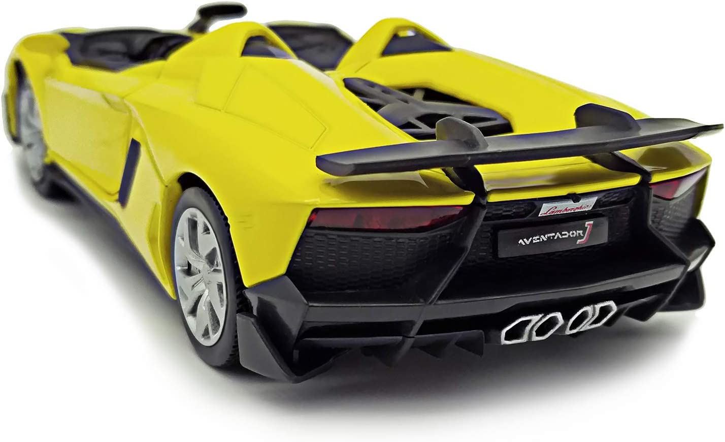 Details about  /LMOY 1:32 Scale Die-cast Super Sports Car Lambo Aventador J Pull Back Cabriolet