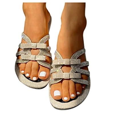 Womens Platform Sandals Summer Gibobby Women\'s 2020 Comfy Shoes Casual Beach Travel Shoes Fashion Sandal Slipper Flip Flop at Women's Clothing store [5Bkhe0303248]