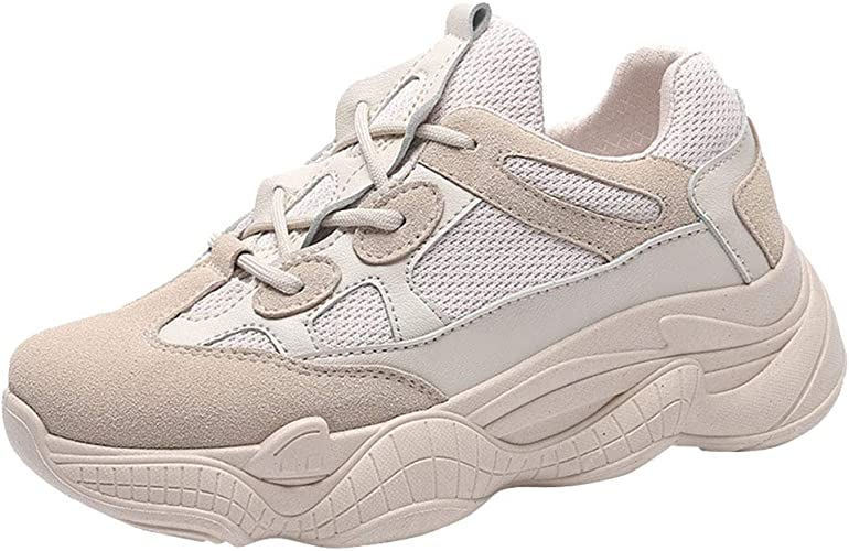 Zapatillas De Running para Mujer Transpirables Casual Zapatilla ...