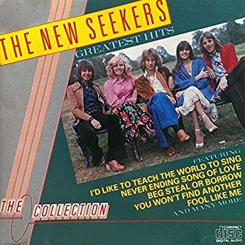 the new seekers greatest hits & more 2009