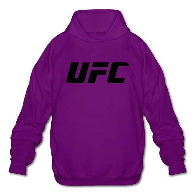 Hombre UFC Logo Marca Sudaderas con capucha sudadera por xuruw: Amazon.es: Ropa y accesorios