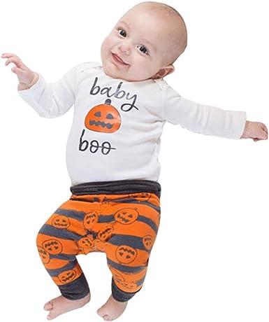 SHOBDW Conjunto Rope para Bebe niña niño Unisex de Halloween ...