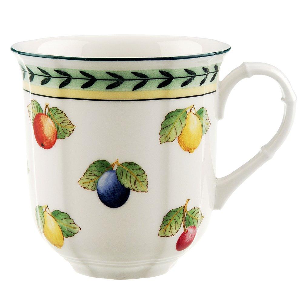 Villeroy & Boch French Garden Mug, Set of 6