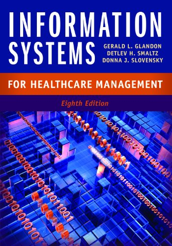 1567935990 - Information Systems for Healthcare Management, Eighth Edition