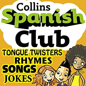 Spanish Club for Kids Audiobook